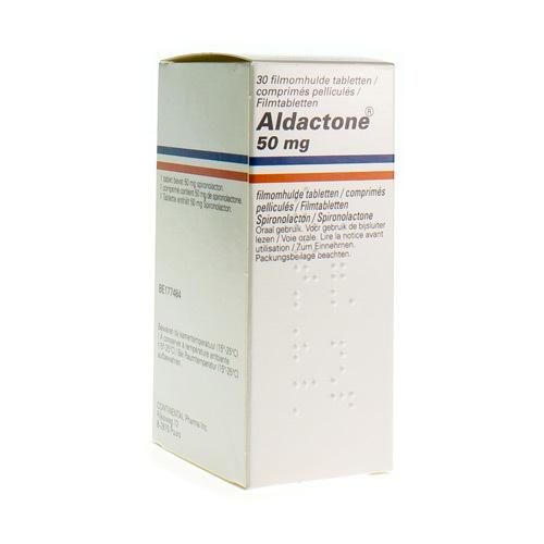 ALDACTONE COMP 30 X 50 MG | PharmaWebs