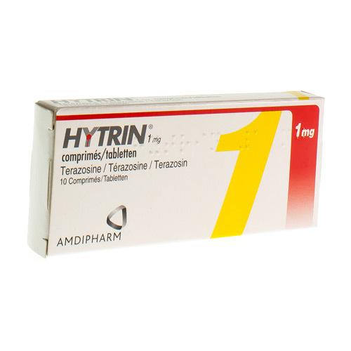 Hytrin 1 Mg (10 Tabletten)