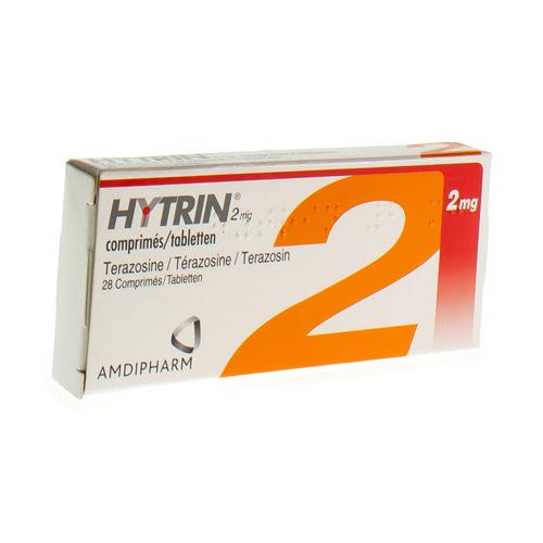 Hytrin 2 Mg (28 Tabletten)