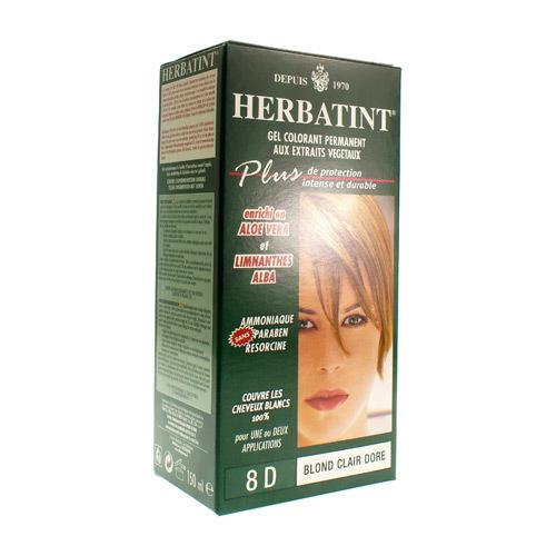 Herbatint Blond Claido 8D 120Ml