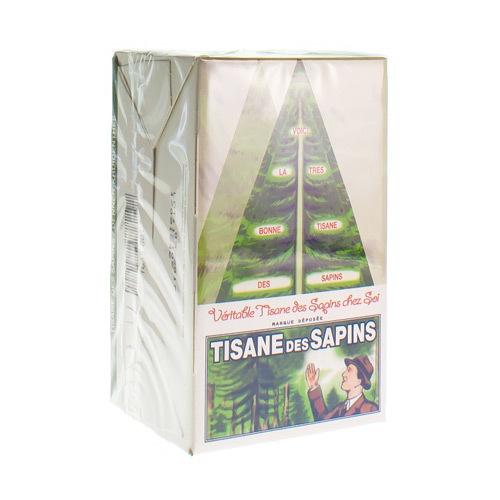 Sapin Tisane Infusettes 18Pcs