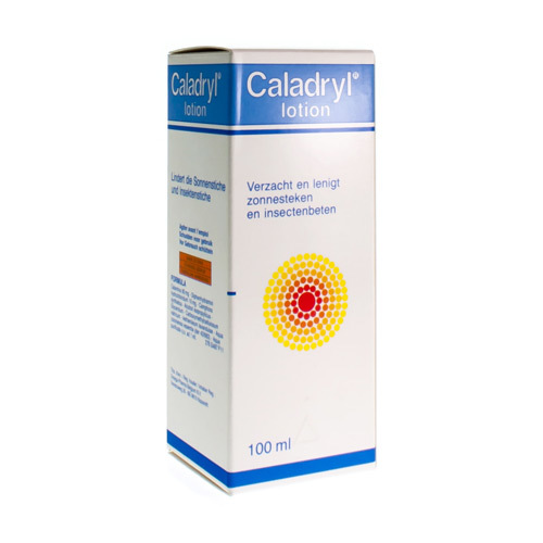 Caladryl Lotion 100Ml
