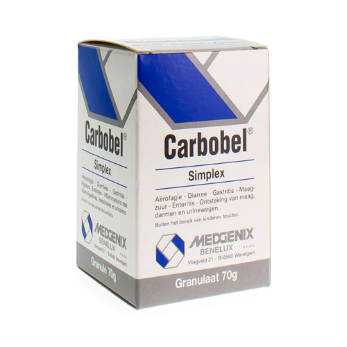 Carbobel Simple Gran 70G