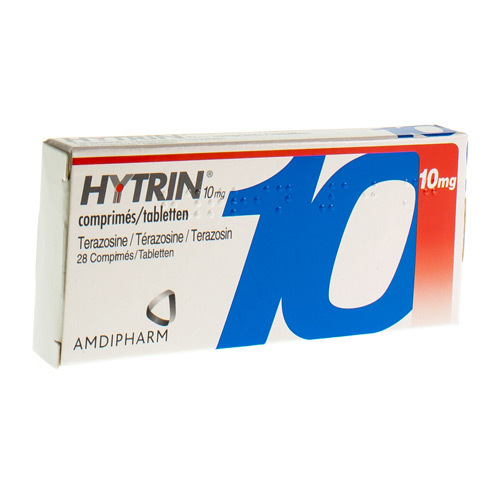 Hytrin 10 Mg (28 Comprimes)