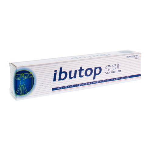 Ibutop Gel (50 Grammes)