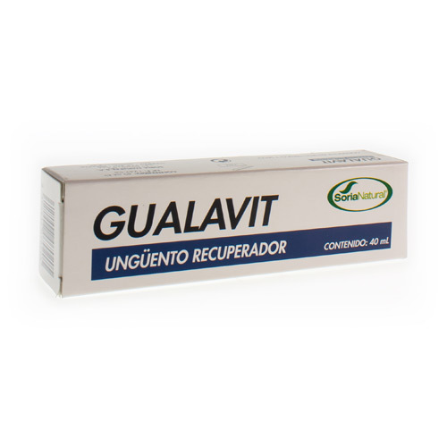 Soria Dermosor Gualavit Pomm (40 Grammes)