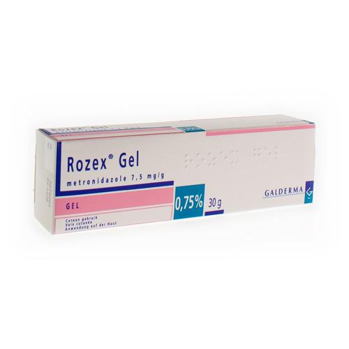 Rozex Gel 0,75% (30 Grammes)