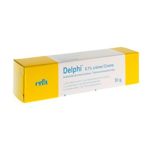 Delphi Creme 0,1% (30 Gram)