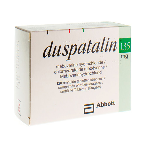 Duspatalin 135 Mg (120 Tabletten)