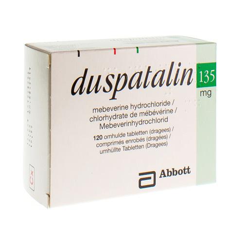 Duspatalin 135 Mg  120 Comprimes