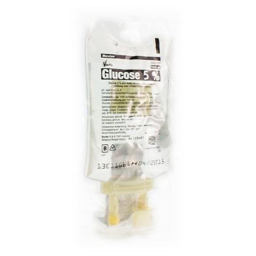Viaflo Glucose 5%   Ae0087 100Ml