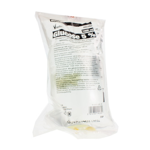 Viaflo Glucose 5%   Ae0064 1000Ml