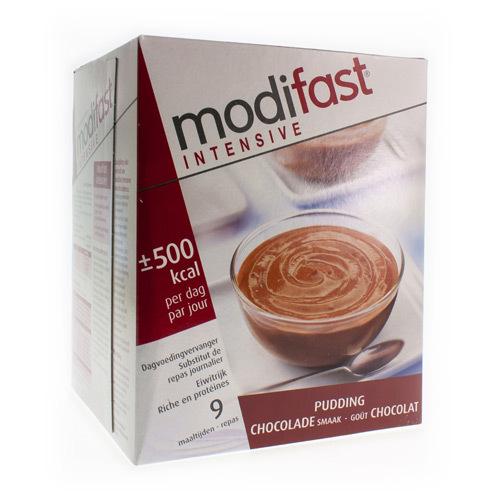 Modifast Pudding Chocolat 40 G 9Sach