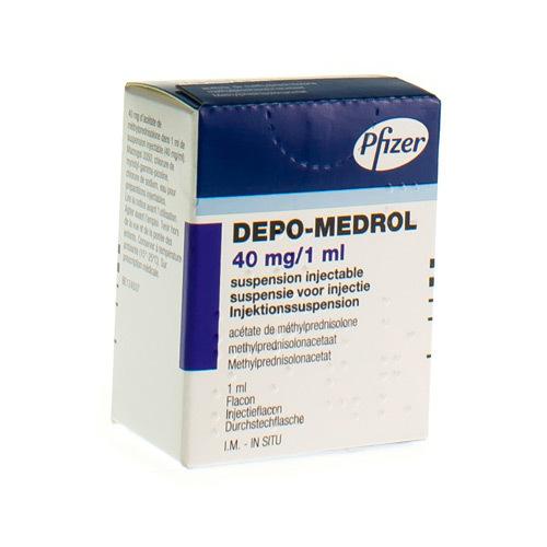 Depo-Medrol 40 Mg/Ml (1 Vial)