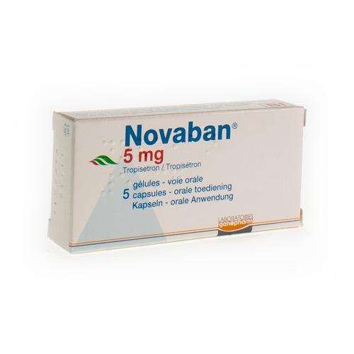 Novaban 5 Mg (5 Gelules)