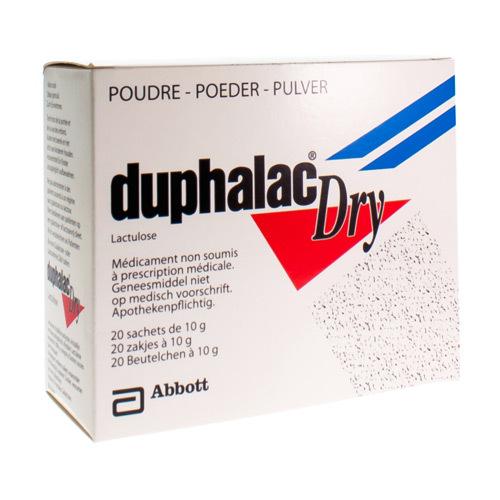 Duphalac Dry 10 G  20 Sachets