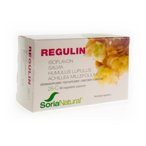 Soria Soricapsule Composed N.28-C Regulin (60 Capsules)