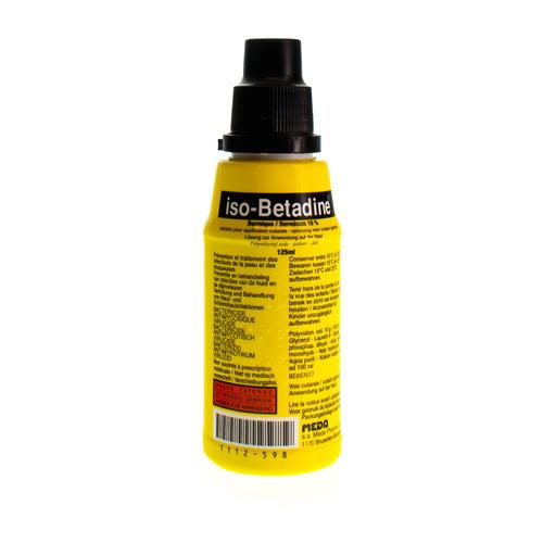 Iso-Betadine Dermique 10% (125 Ml)