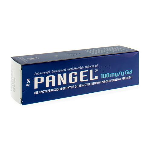 Pangel 100 Mg/G (60 Grammes)