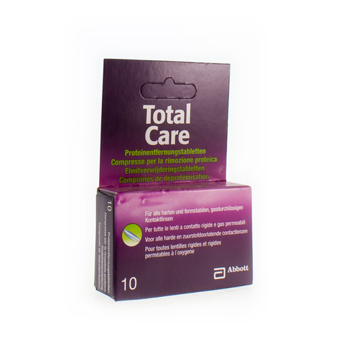 Totalcare Allergan (10 Tabletten)