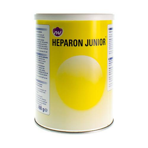 Heparon Junior (400 Grammes)