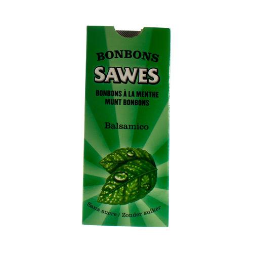 Sawes Bonbons Munt Zonder Suiker 10Stuk