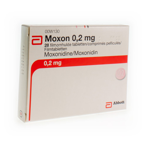 Moxon 0,2 Mg (28 Tabletten)