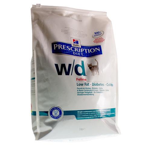 Hills Prescrip Diet Feline Wd (5 Kg)