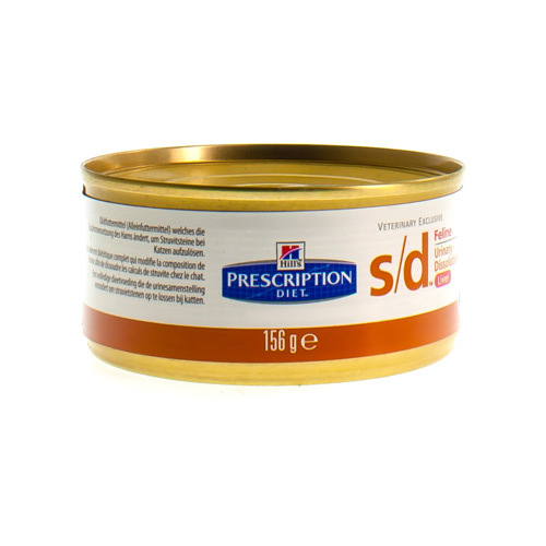 Hills Prescrip Diet Feline Sd (156 Grammes)