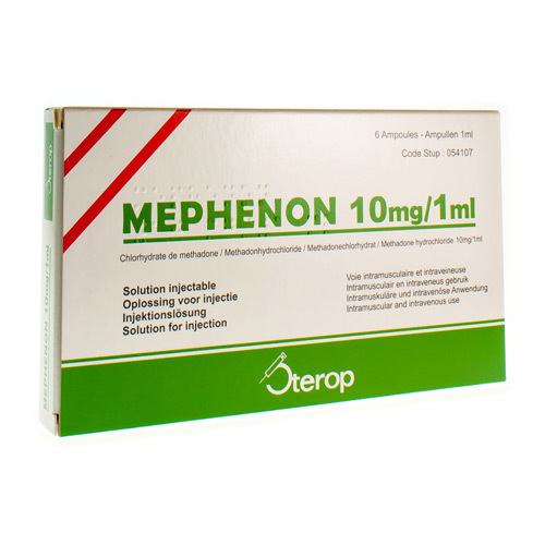 Mephenon 10 Mg/1 Ml (6 Ampullen)