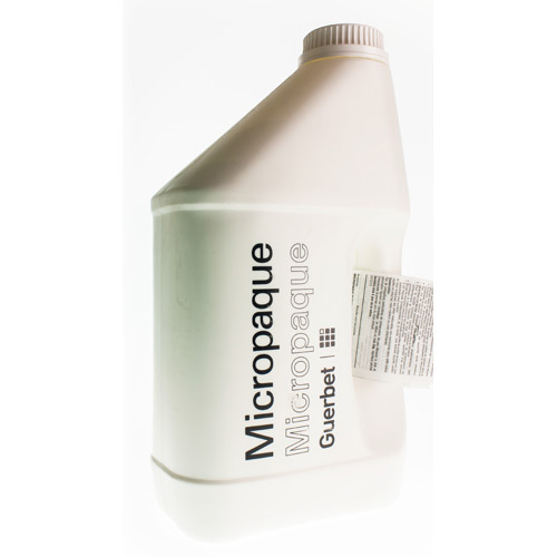 Micropaque Suspensie 1 G/Ml (2 Liter)