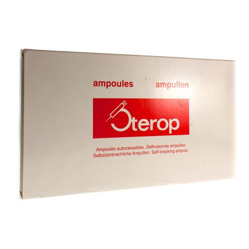 Ethanol Sterop 96° (10 Ampoules)