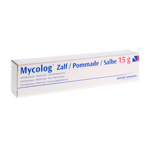 Mycolog Pommade (15 Grammes)