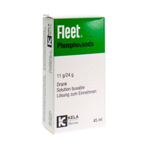 Fleet Phospho-Soda 11 G / 24 G (45 Ml)