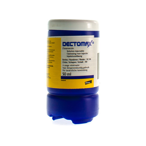 Dectomax Veterinaire 1%  50 Ml