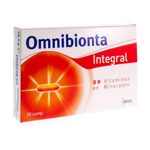 Omnibionta Integral (30 Tabletten)