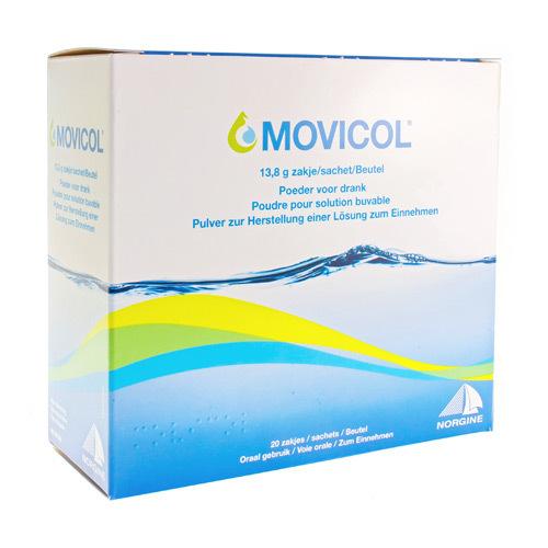 Movicol 13,8 G (20 Sachets)