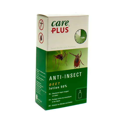 Care Plus Deet Anti-Insect Lotion 50%  50 Ml