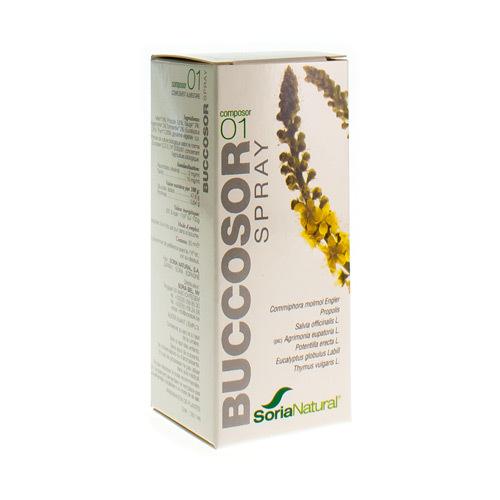 Soria Composer N.1 Spray (30 Ml)