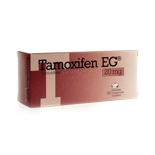 Tamoxifen EG Comprimes 60X20Mg