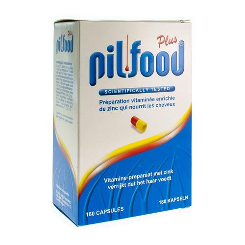 Pilfood Plus (180 Capsules)