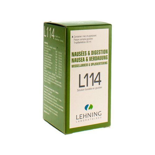 Lehning L No 114 30Ml