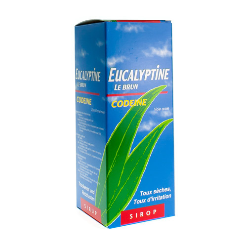 Eucalyptine Le Brun Sir 200Ml