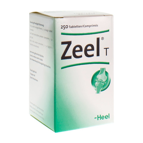 Zeel T 250 Comprimes Heel