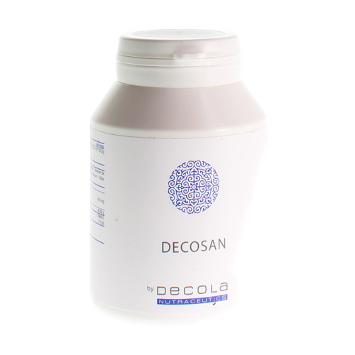 Decosan 400 Mg  60 Capsules
