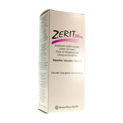 Zerit 1 Mg/Ml (200 Ml)