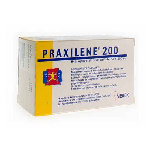 Praxilene 200 Mg (90 Comprimes)
