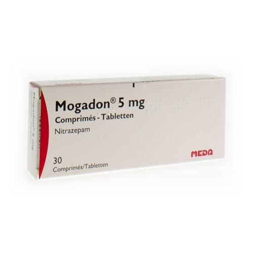 Mogadon 5 Mg (30 Comprimes)