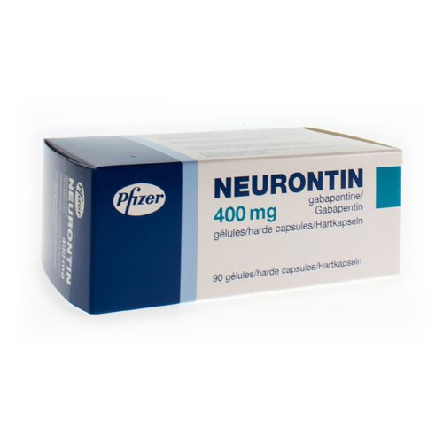 Neurontin 400 Mg (90 Capsules)