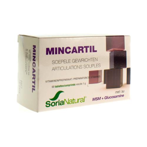 Soria Mincartil (60 Tabletten)